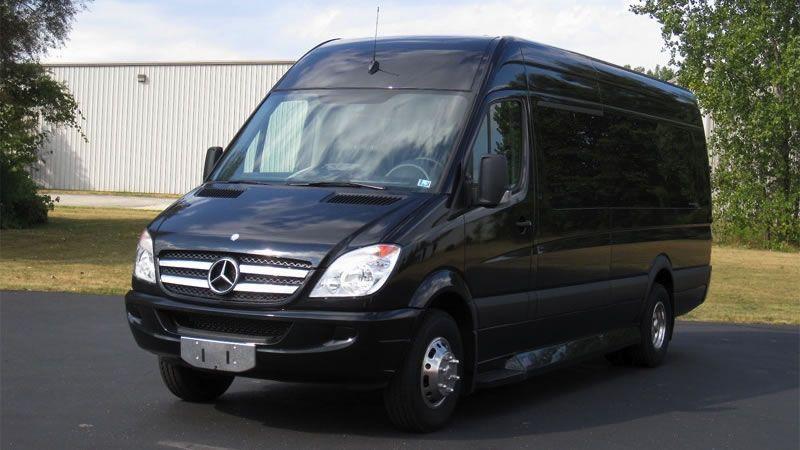 11 Pax Sprinter Van
