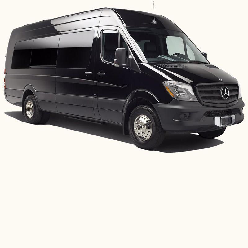 Make Chicago Sprinter Van Rental your first destination!